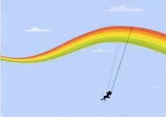 Altalene arcobaleno