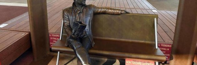 Breaking News – Finalmente la statua a Lucio Dalla