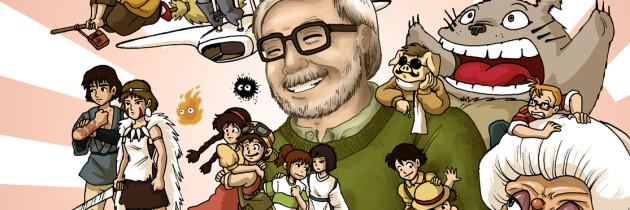 Miyazaki – Le mani dell'immaginazione