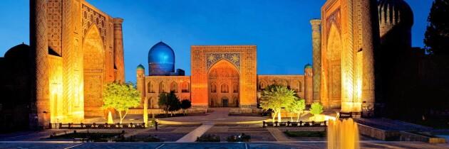 Asia centrale, questa sconosciuta
