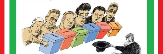 Breve analisi del panorama politico alla vigilia delle elezioni