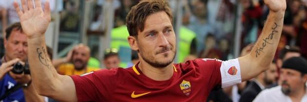 Francesco Totti #10