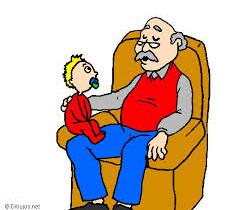 Essere nonno oggi