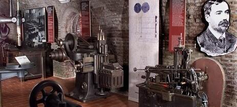 Mostra Giordani e Museo del Patrimonio Industriale