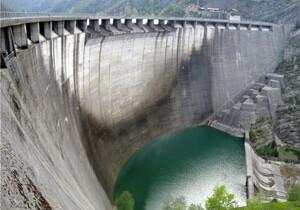 La diga di Ridracoli raggiunta col nuovo navigatore